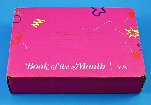 Book of the Month YA review