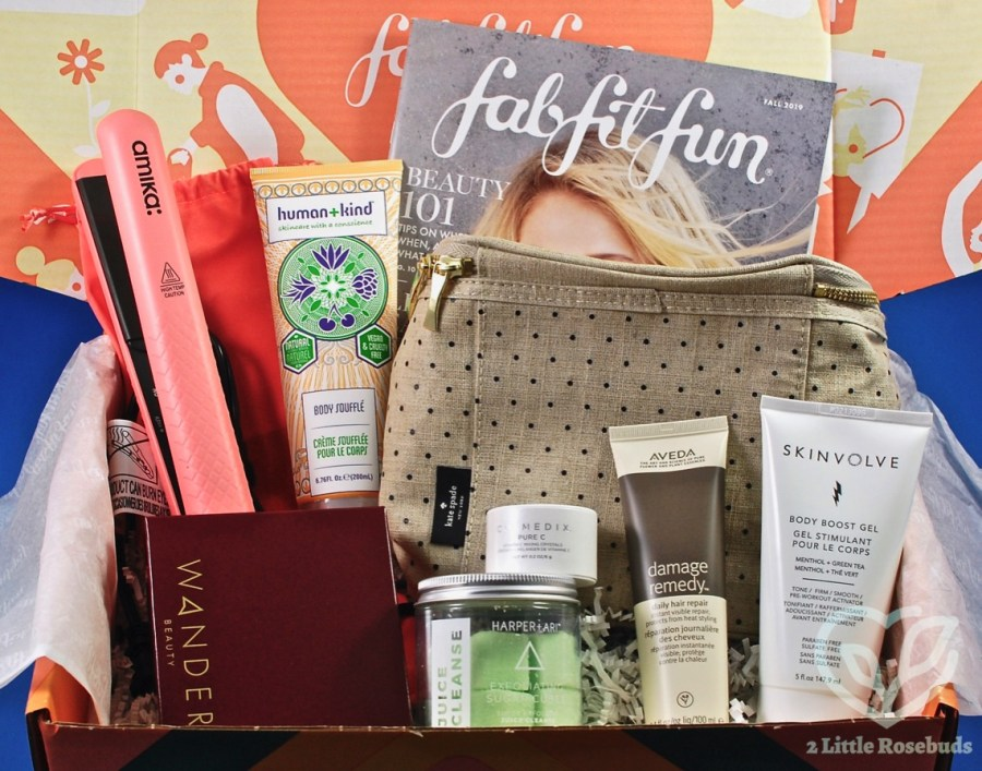 Fall 2019 FabFitFun review