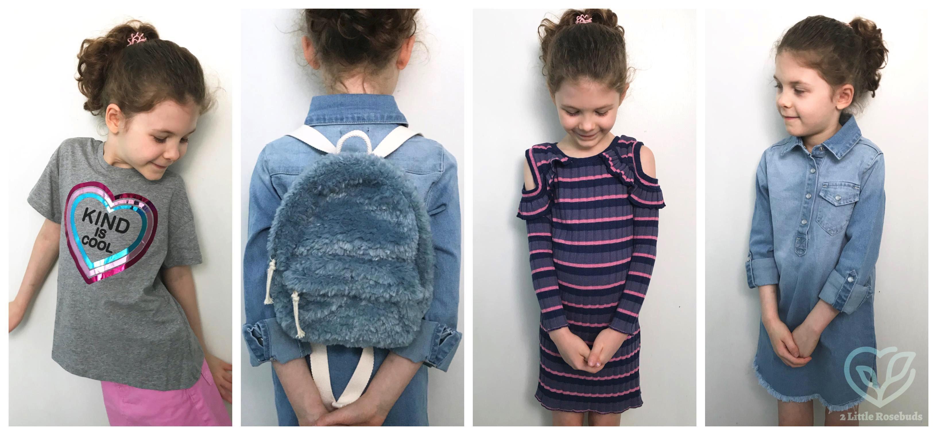 Cute Colored Denim Jackets KIDPIK Girls Jean Jacket