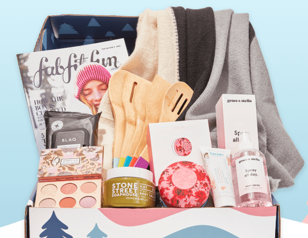 FabFitFun Winter 2019/2020 Editor's Box