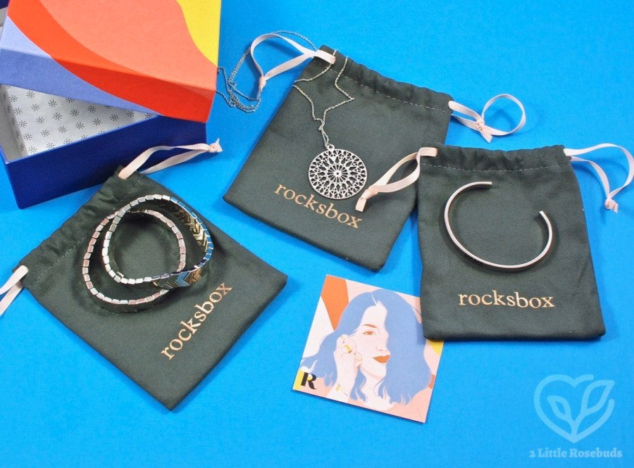 July 2020 Rocksbox review