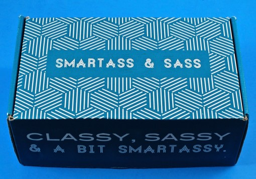 Smartass & Sass box