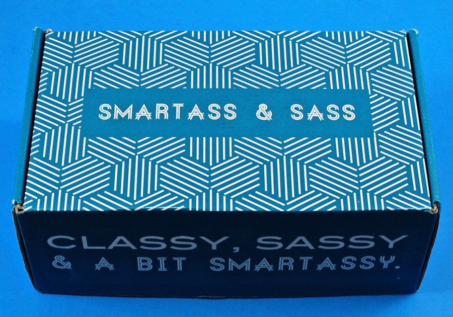 Smartass & Sass box