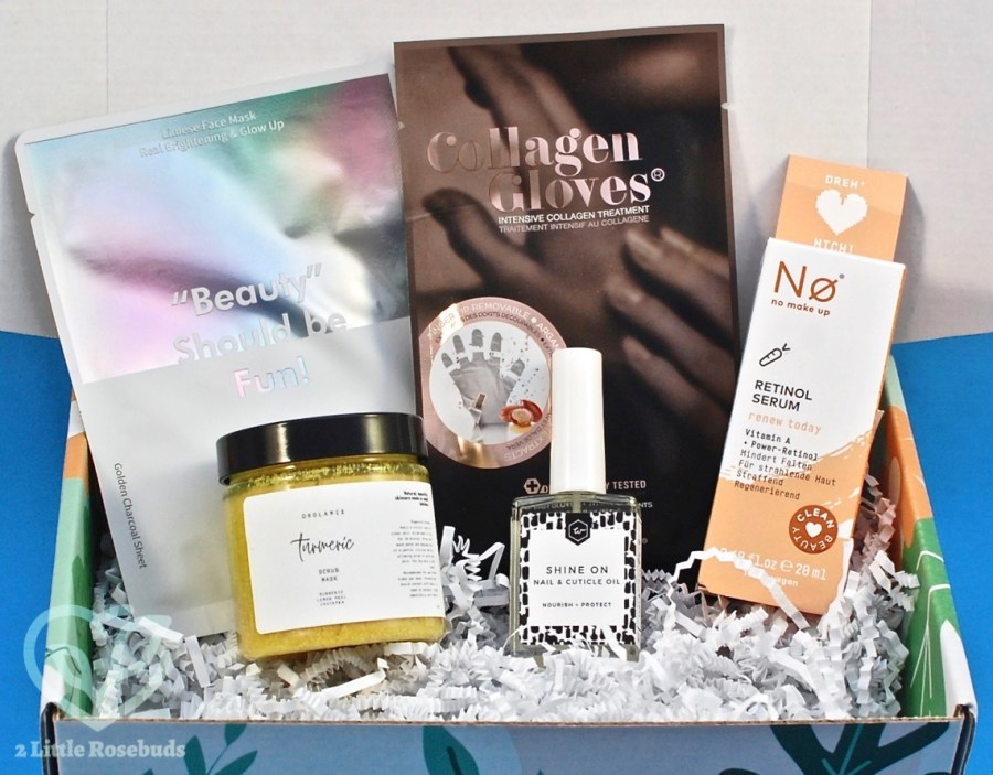 September 2020 Naked Beauty Box review