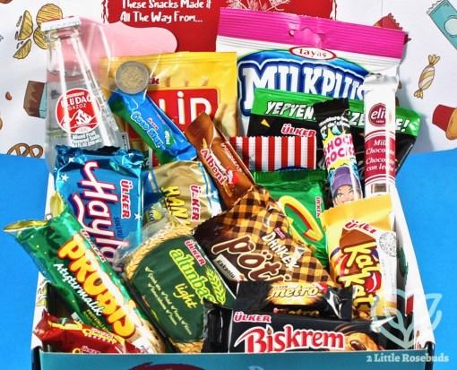 Try My Snacks September 2020 review
