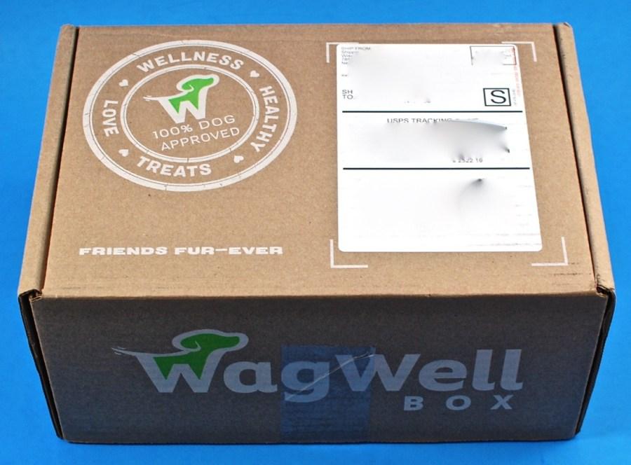 Wag Well box