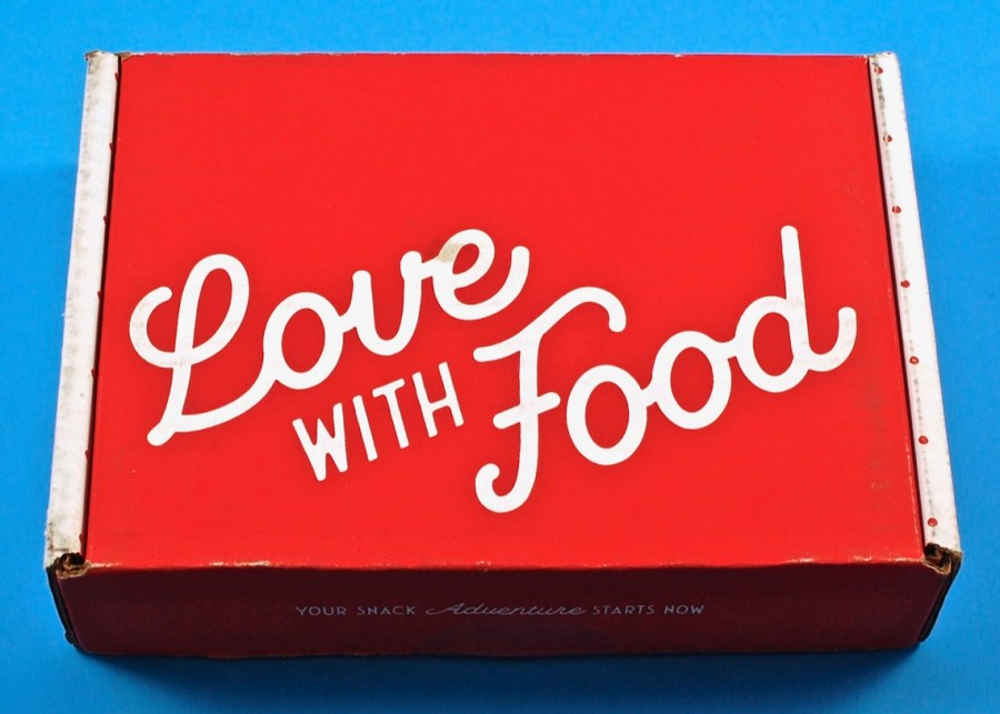 Love With Food box review