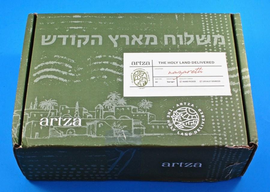 Artza box review