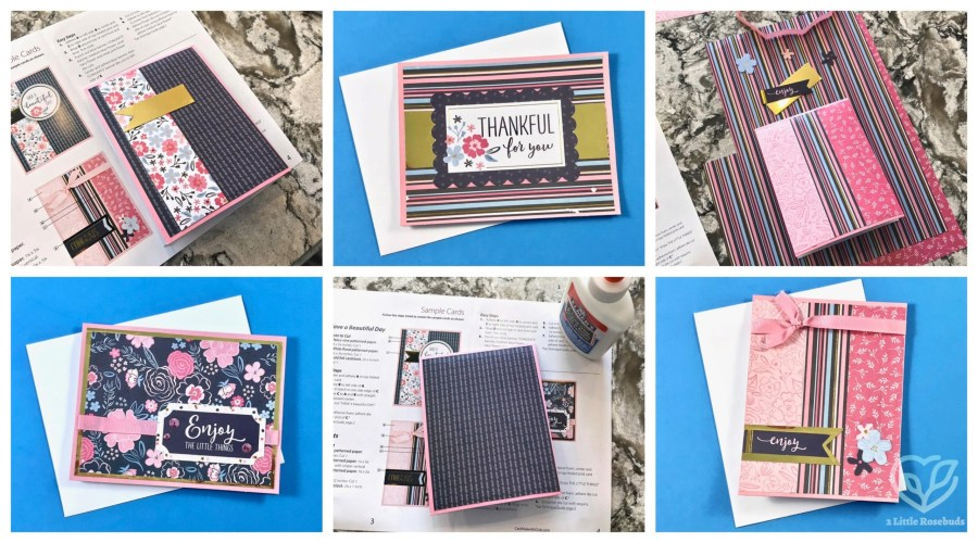 Annie's Cardmaker kit review