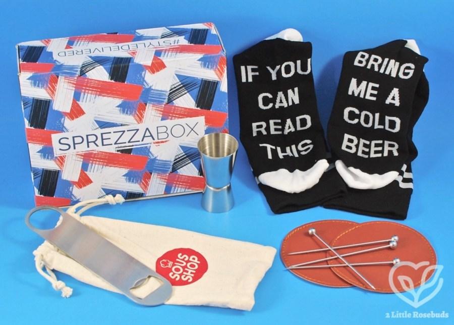 February 2021 Sprezzabox review