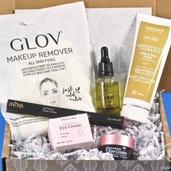 Kinder Beauty Box March 2021 review