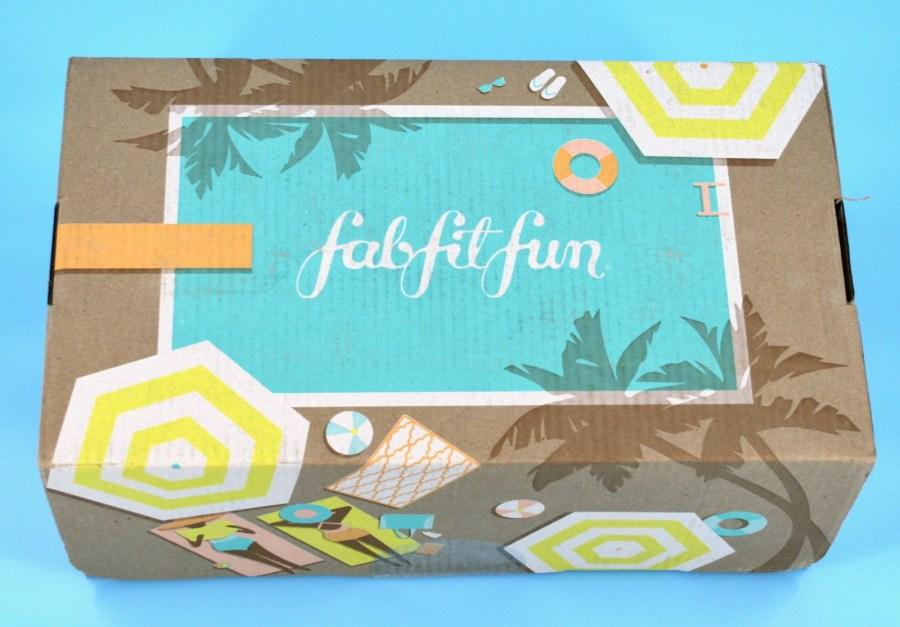fabfitfun summer 2021 box
