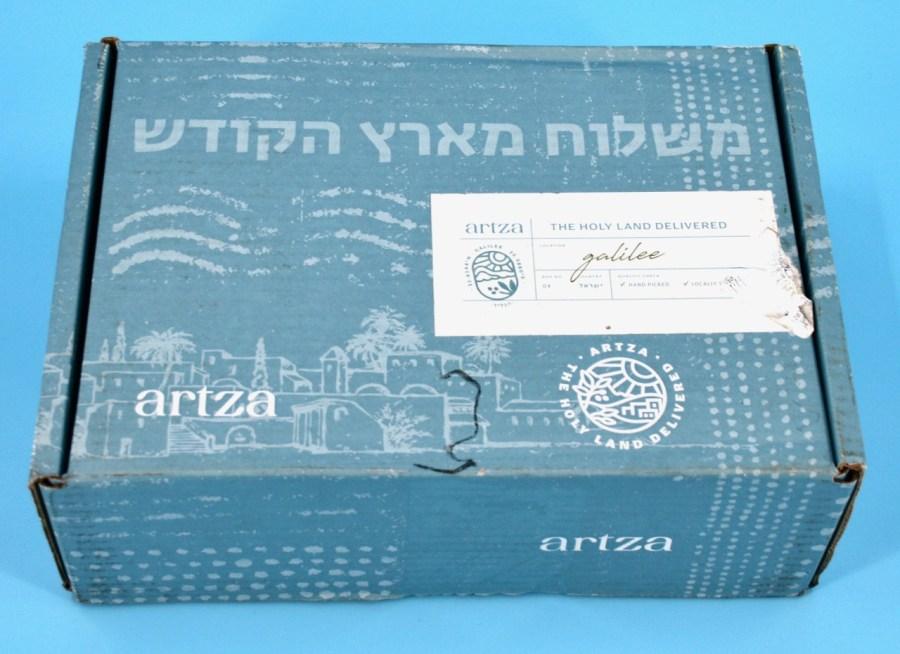 Artza Galilee box review