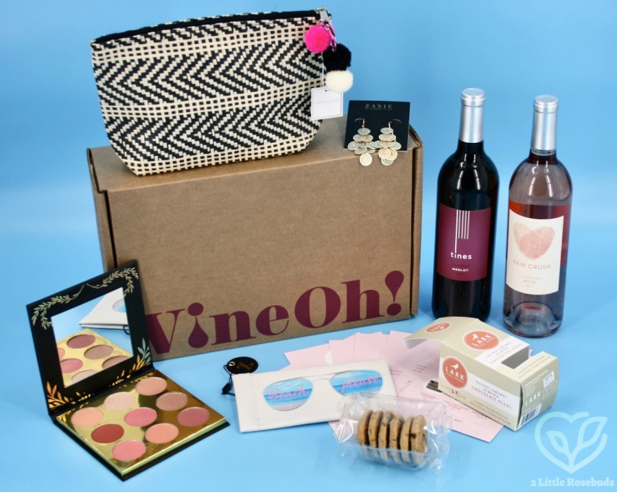 Vine Oh Summer 2021 box review