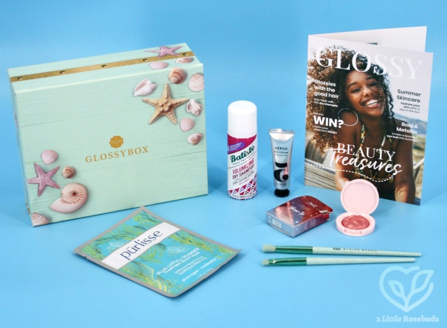 Glossybox July 2021 review