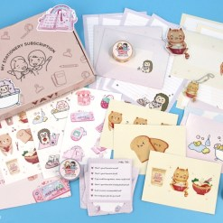 My Stationery Subscription July 2021 review