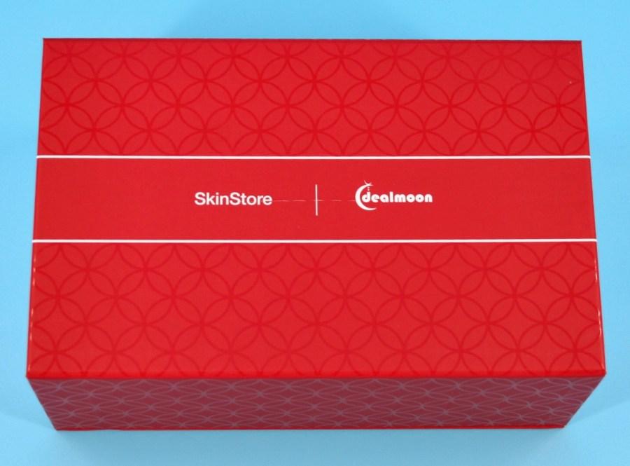 SkinStore Dealmoon box