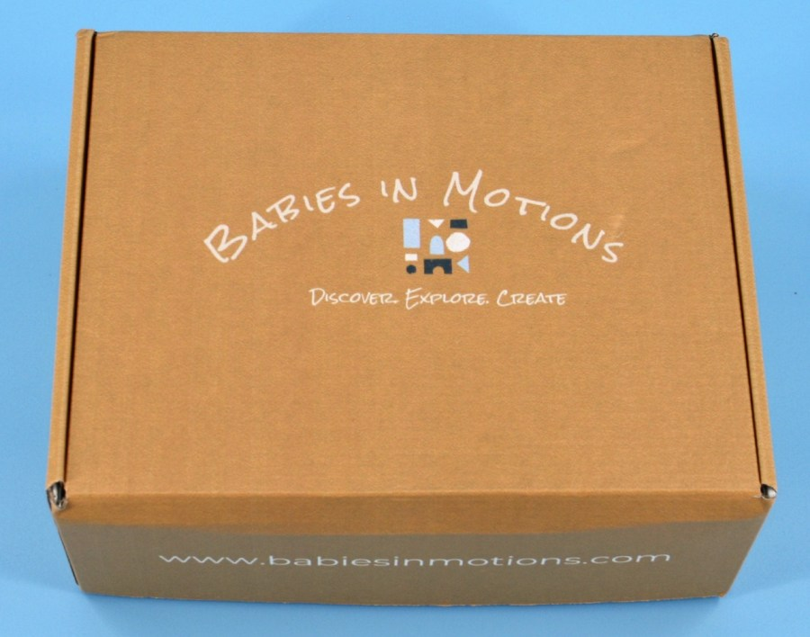 Babies in Motions box