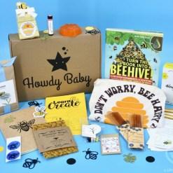 Howdy Kids Box September 2021 review