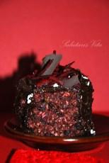 chocolate beet mudcakes