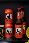 Duff Beer for sale in San Marino. Doh!