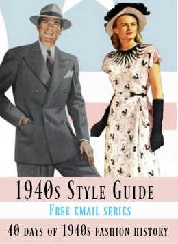 1940 clothing for women