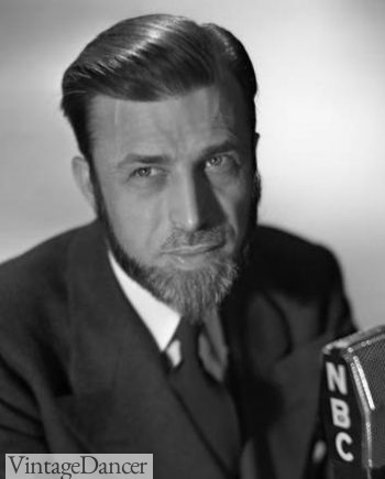 1940s Mens Hairstyles Facial Hair Grooming Products