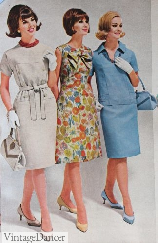 1960s outfit ideas housewife
