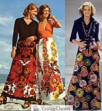 70s fashion what did