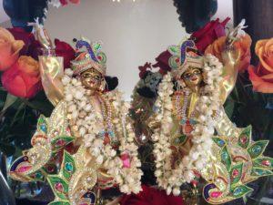 Gaura Nitai Hand UP and down