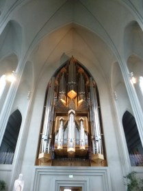 the concert organ