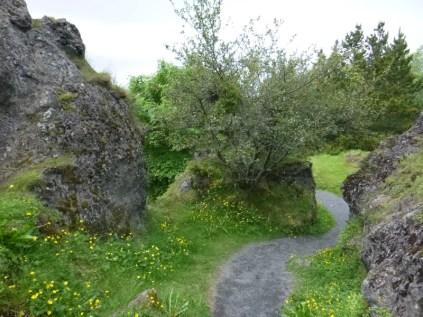 Hellisgerði Park