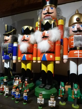 nutcrackers of all sizes!