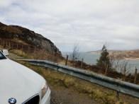 Loch Ewe in the background.