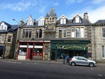 Grantown Shops