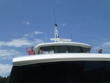 Alex -top deck
