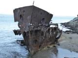 The wreck of the Guyundah