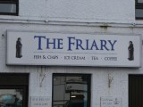 Great choice of name for a Fish and Chip shop