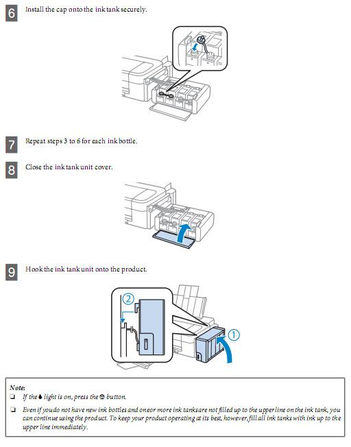 Epson L210 Reset Ink Level : epson, reset, level, Reset, Levels, Epson, L110,, L210,, L550..., Program, Chipless, Firmware