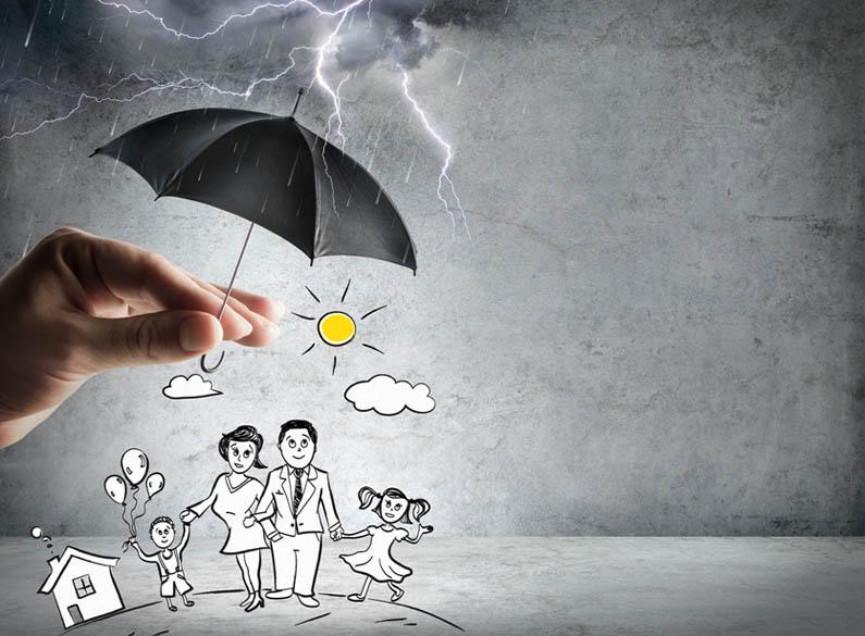 Casa e figli: come proteggere