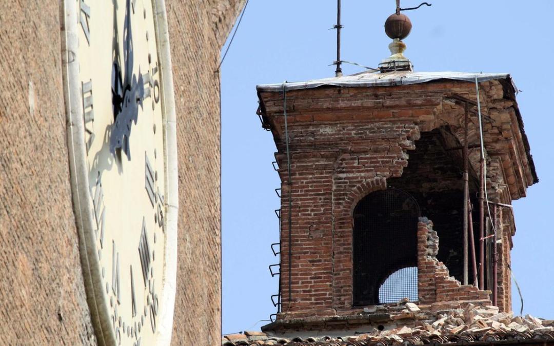 Ricostruzione dopo il terremoto