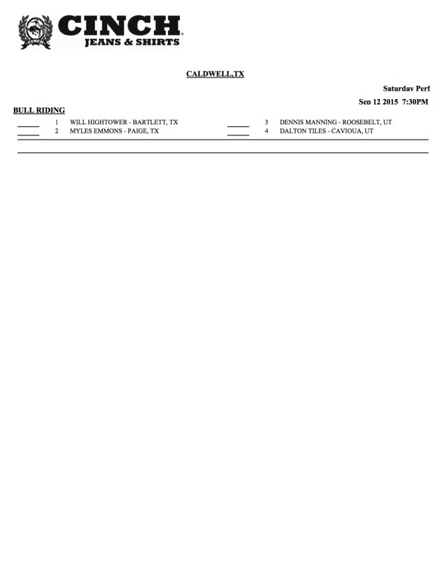 Caldwell Day Sheet 6 of 6
