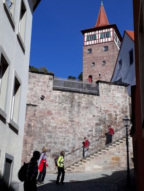 Roter Turm in Kulmbach