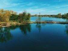 Milton Keynes blog Willen Lake
