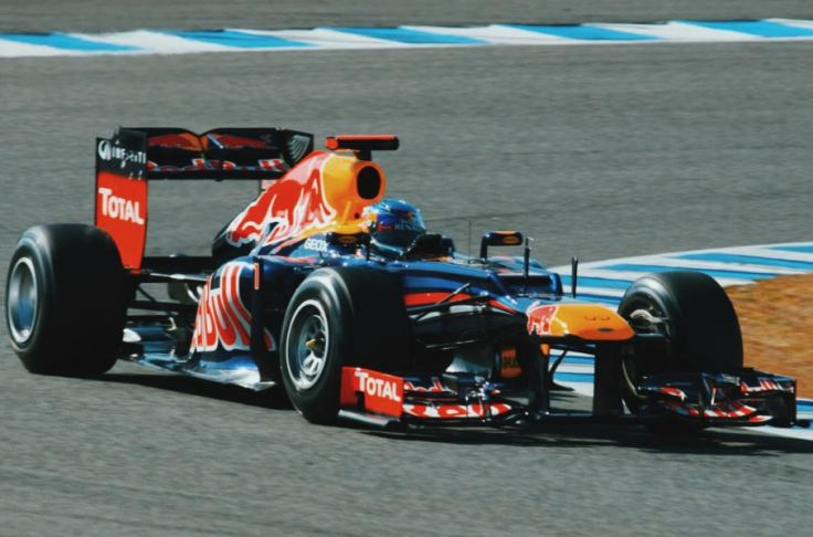 Milton Keynes blogger. Red Bull F1, based in Milton Keynes