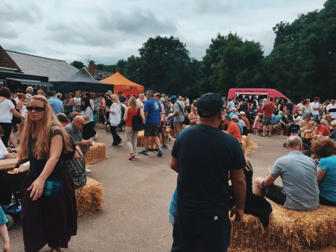 MK Feast at Bradwell Abbey, Milton Keynes review