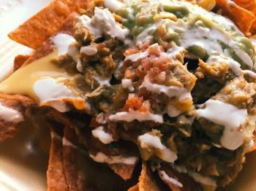 Taco Shack nachos Wolverton