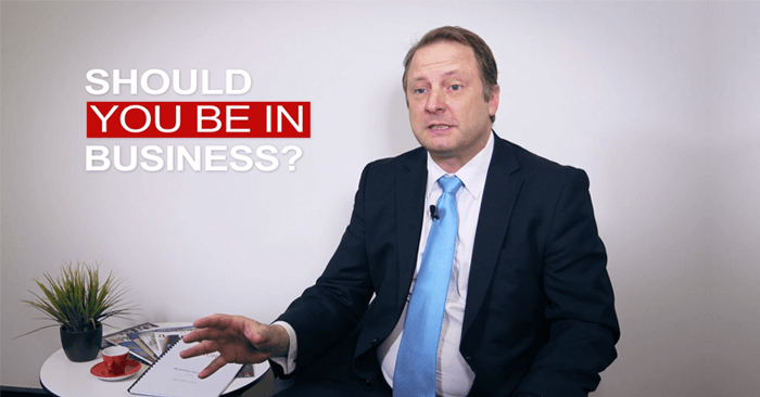 Andrew Jeffers - Five Essential Things To Understand About Being In Business