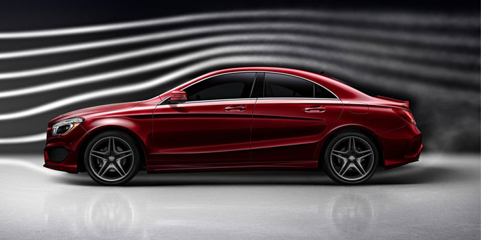 2014 Mercedes-Benz CLA250 2