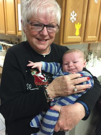 Grandma & Marty